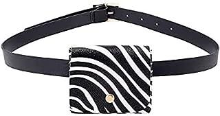 micbeelifo10×2.5×9cmウエストバッグアジャスタブルストラップスモールウォレットピュアカラートートバッグデザイナーハンドバッグ財布