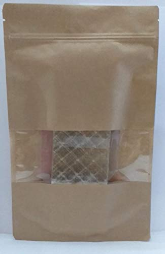 Gelatina de cerdo en laminas, sabor neutro - grado profesional - 50 laminas