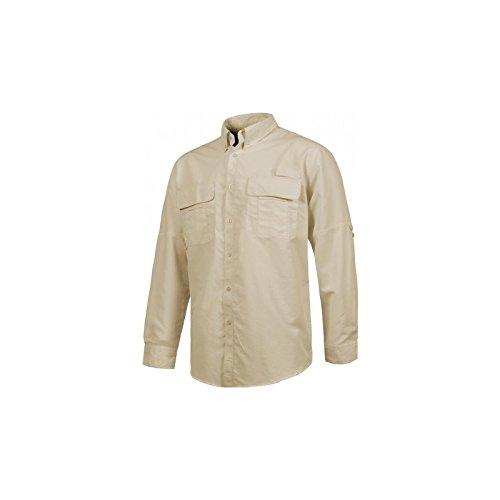 TUCUMAN AVENTURA - Camisas de Aventura Transpirable (Beige, S)