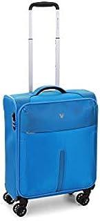 Roncato Blaze trolley bagaglio a mano cielo, perfetto per voli low cost, Misura: 55x40x20 cm, 42 Litri,2 Kg, 4 ruote