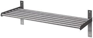 comprar comparacion Ikea Grundtal–étagère murale en acier inoxydable