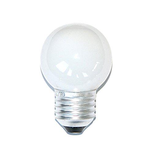 1 x Leuci Glühbirne Tropfen 60W E27 Opal Glühlampe Kugellampe Glühbirnen warmweiß dimmbar (1 Stück)