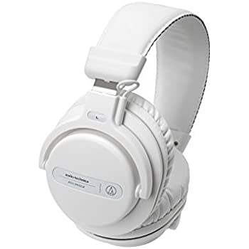 audio-technica DJヘッドホン ホワイト ATH-PRO5X WH