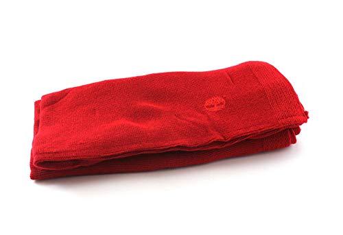 Timberland Timber M5483 roten Schal + Box Geschenk
