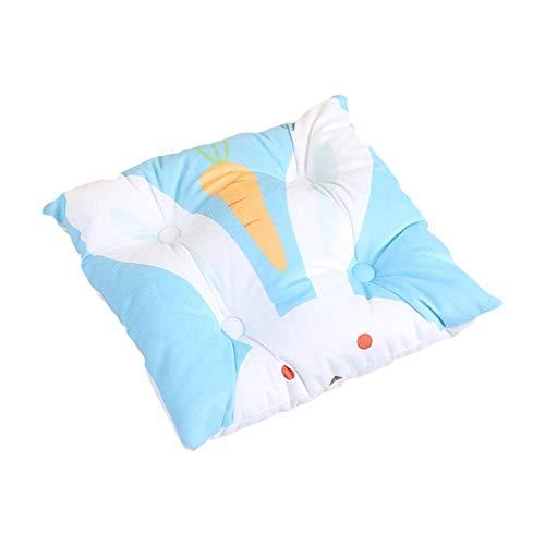 Kissen Kissen Home Bettwäsche Bett Kissen Cartoon verdicktes Kissen anpassbare Mustergröße Stuhlkissen Kinder Runde Sitzmatte von Dreameryoly