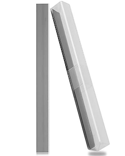 iButliv Flexible Polymer Clay Cutters 8 Inch High Carbon Steel Blade
