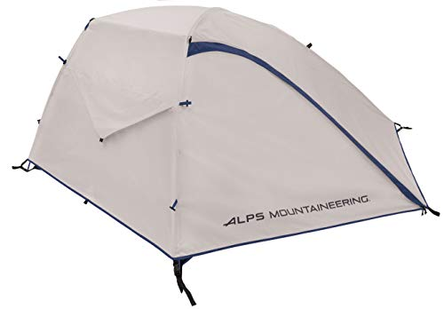 ALPS Mountaineering Zephyr 2-Person Tent, Gray/Navy