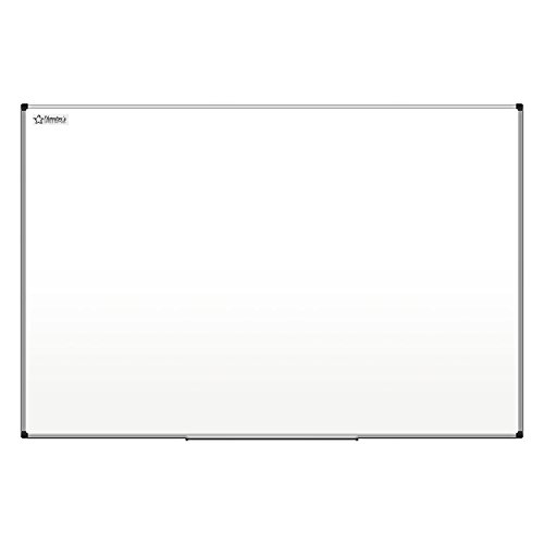 Thornton's Office Supplies Aluminum Frame 36-inch x 48-inch Dry Erase Whiteboard - 36