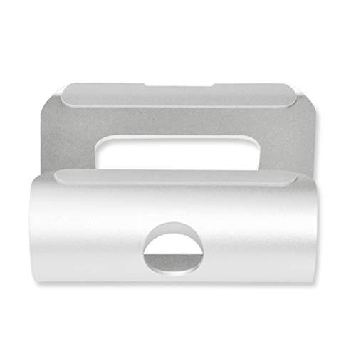 LEAMER Soporte para ordenador portátil, soporte de escritorio de refrigeración de aluminio, ventilado para MacBook Pro/Air HP, MateBook, Lenovo todos los portátiles de 10 a 17 pulgadas