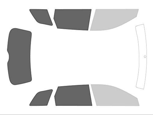 Variance Auto va_k-3-9 94 224-1-45 Films Teintés pour Auto Kit Complet, Noir 70/20