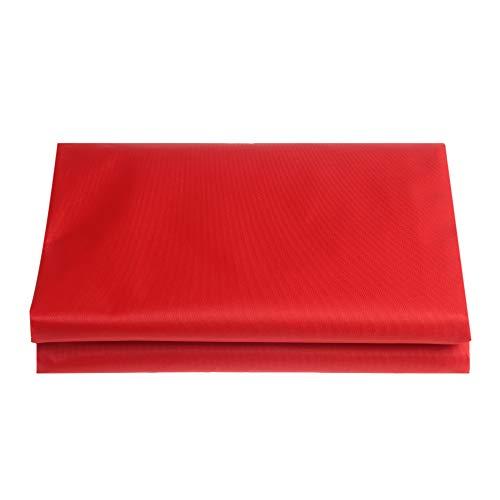 CSYP - Toldo de 1 pieza, color rojo y azul (tamaño: 2 x 2 m, 2 x 3 m, 3 x 3 m, 3 x 4,5 m), color rojo y azul