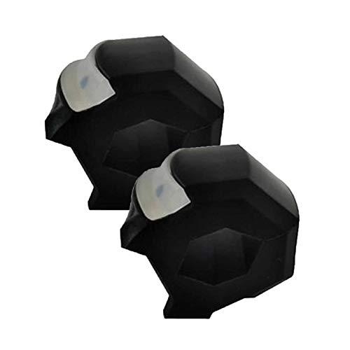 Trainer de mandíbula EJERCICIADOR Facial Doble Chin Reducer Eliminator Jaw Sculpting Tool, Luce más Joven y más Saludable Face-Lift Reduce el estrés a Partir de 30 l Black