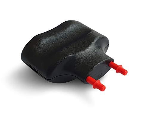 Steckdosen Öffner zum Entfernen geklebter Kindersicherungen - Steckdosensicherungen mit Drehmechanik