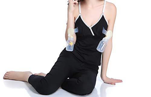 Q&M borstvoeding-bh voor dagelijks gebruik zonder naden, M