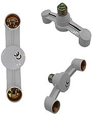 E27 adapter Y fitting voor meerdere lampen - Multi lampfitting geschikt voor LED of spaarlampen (2-delige splitter)