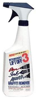CRL Motsenbockers Lift Off 3 Remover for Pen, Ink and Marker Graffiti