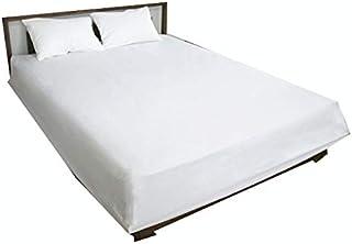 ボックスシーツ シングルS 最高級スーパーソフト生地 綿100% やわらかニューコットン ベット用シーツ 日本製 (ホワイト)