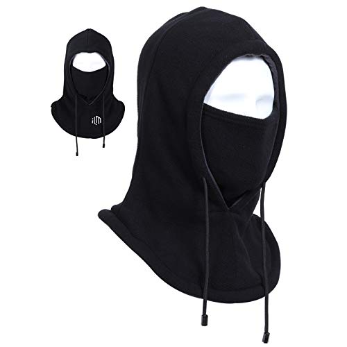 ILM Motorcycle Balaclava Ski Mask for Winter Cycling Hunting Working