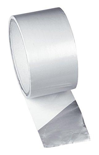 Brinox B61400B Cinta Aluminio Adhesiva, Blanco