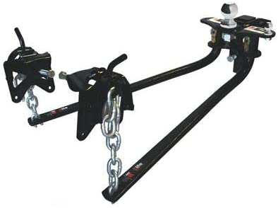 Sway Control and 2-5//16 Hitch Ball-1,000 lbs Tongue Weight Capacity Includes Distribution 48058-A EAZ LIFT 48058 1000 lbs Elite Kit