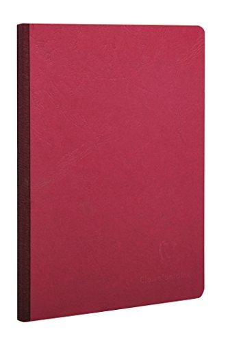 Clairefontaine 795422C Quaderno Brossurato, 20.6 x 14.9 x 1.2 cm, Ciliegia