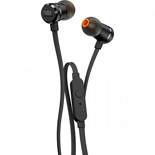 JBL T290 Auricolari In-Ear, Nero