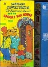 The Berenstain Bears and the Spooky Fun House (Golden Sight 'n' Sound) (Golden Sight N Sound Book)