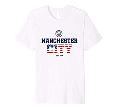 Manchester City - US Fans exclusive tee