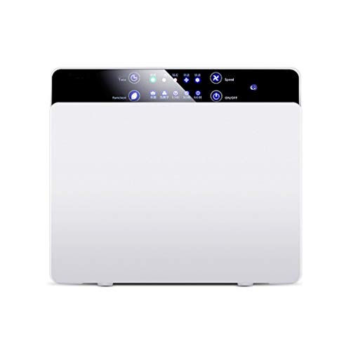 Best Review Of ATSL MTshop Household air sterilizer Wall-Mounted Negative ion air Purifier Ultraviol...