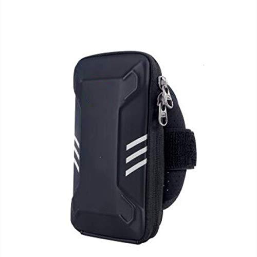 Bolsa de Brazo Damas Masculinas Impermeable Reflejo Running Bag Bolsa Billetera Corriente CLIP MOVIL SPORTS BRAZO BOLSO DESCRIPCIÓN