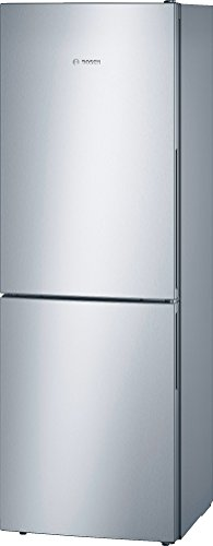 Bosch KGV33VI31 Serie 4 Freistehende Kühl-Gefrier-Kombination / A++ / 176 cm / 219 kWh/Jahr / Inox-antifingerprint / 193 L Kühlteil / 94 L Gefrierteil / LowFrost / VitaFresh