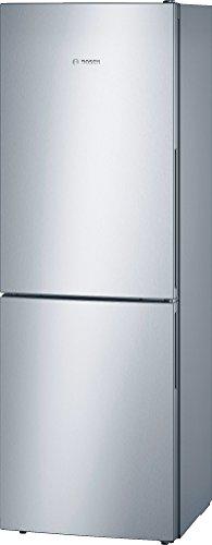 Bosch KGV33VI31 Serie 4 Freistehende Kühl-Gefrier-Kombination / A++ / 176 x 60 cm / 219 kWh/Jahr / Inox-antifingerprint / 193 L Kühlteil / 94 L Gefrierteil / LowFrost / VitaFresh