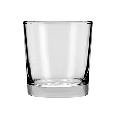 Anchor Hocking 3178EZ Heavy Base Rocks Old Fashioned Whiskey Glasses, 9 oz (Set of 12)