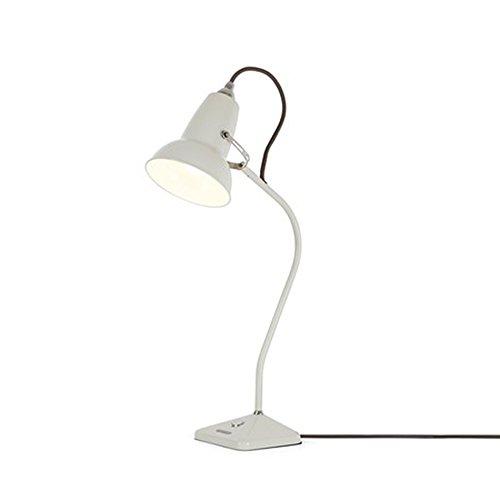 Original 1227 Mini Table Lampe Linen Blanc