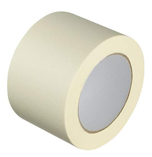 GTSE 1 Rolle Premium Breites Abdeckband, 75 mm x 50 m, zum Malen und Dekorieren, stark klebend