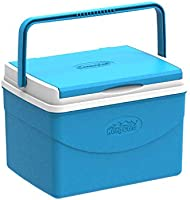 Cosmoplast MFIBXX089B2 Keep Cold Plastic Picnic Cooler Icebox Lunchbox 5 Liters - Blue