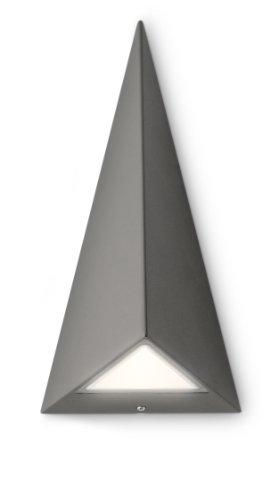 Philips 172479316 Hills Lanterne Murale LED Anthracite