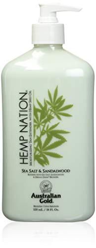 Hemp Nation Sea Salt & Sandalwood 535ml