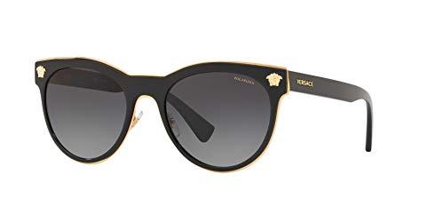 Versace MEDUSA CHARM VE2198 Sunglasses 1002T3-54 -, Polar Grey Gradient VE2198-1002T3-54