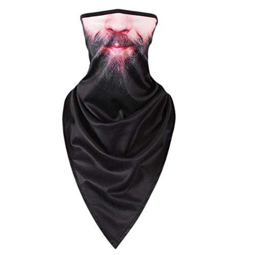 Écran solaire bandanas foulard masque extérieur bandeau serre-tête serre-tête-A25