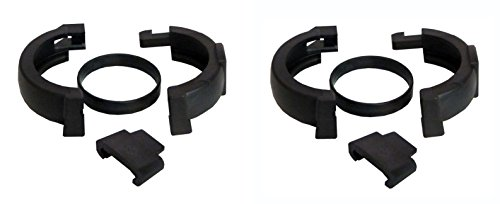 HELIOCOL Panel Clamp Assembly Swimming Pool Solar Panels - HC-113-2 Pack