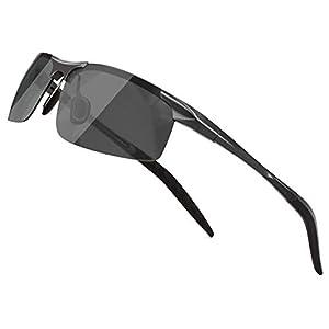 SUNGAIT Men's HD Polarized Sunglasses