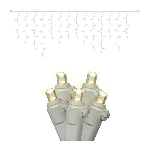 Vickerman String-Lights, UV Plastic, White, 70L US