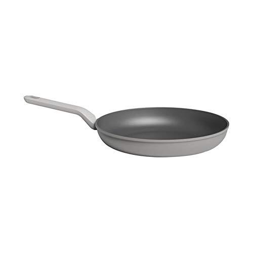 Non-Stick Pan Keuken Huishouden Wok Gezonde Ongecoate Vlakke Bodem Voor Koken Omelet Pan,A