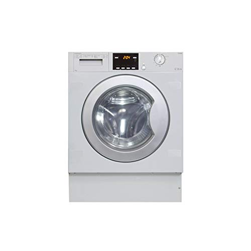 CDA CI326 7kg 1200rpm Integrated Washing Machine - White