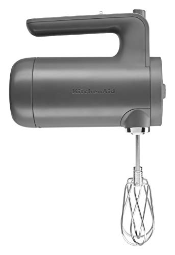 KitchenAid KHMB732BM Cordless Hand Mixer