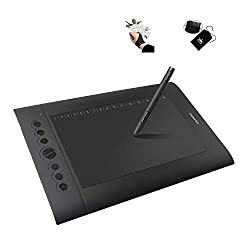 huion graphics tablet review
