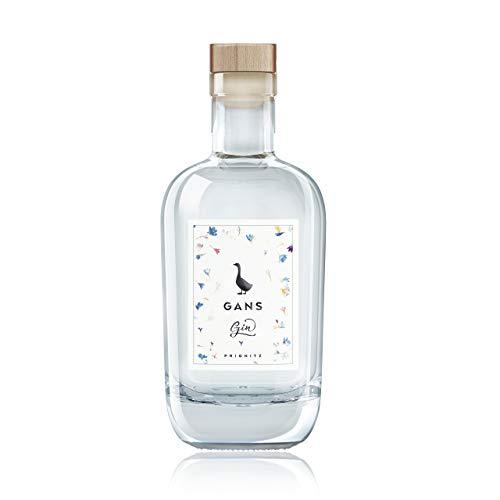 GANS Gin | Ideal für Gin Tonic | Deutsches Qualitäts Produkt | 1 x 0,5 L | Gewinner des World-Spirits Award 2018