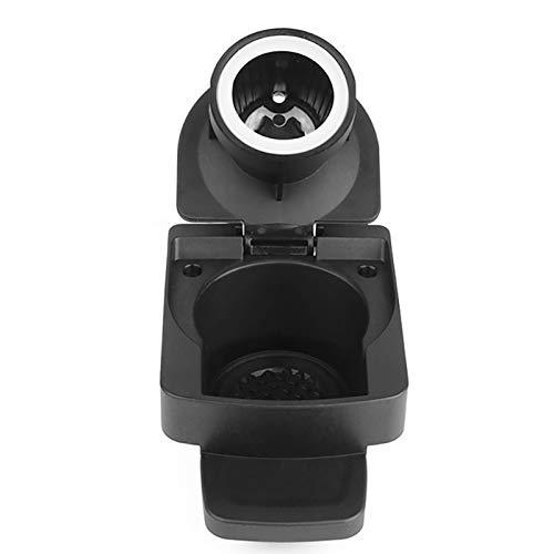 Galapare Adaptador de cápsula Convertidor de cápsulas de café Adaptador de cápsula compatible con máquinas de café Nespresso Dolce Gusto