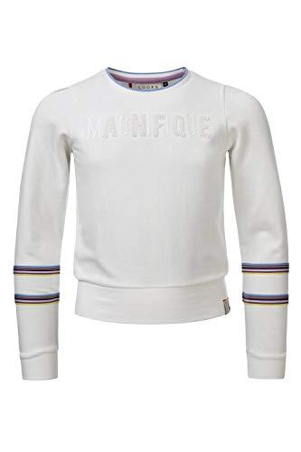 Looxs Revolution - Meisjes Sweater/Vest - Kleur Gebroken Wit